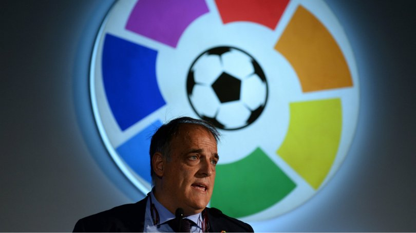 Football no more dangerous than factory work or fishing' - La Liga ...