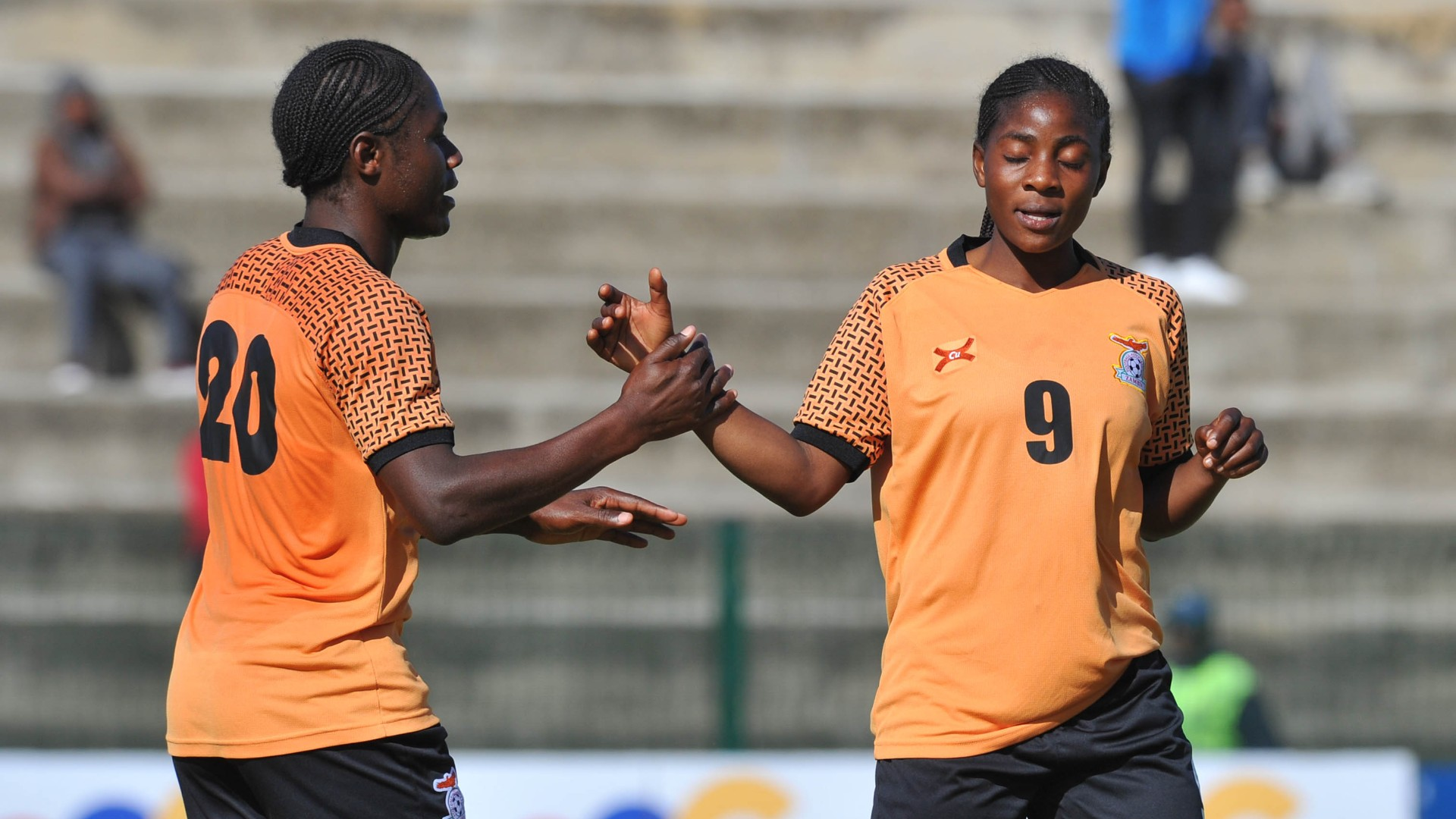 Nwape worried with absence of key Zambia players for Cosafa Women's Cup