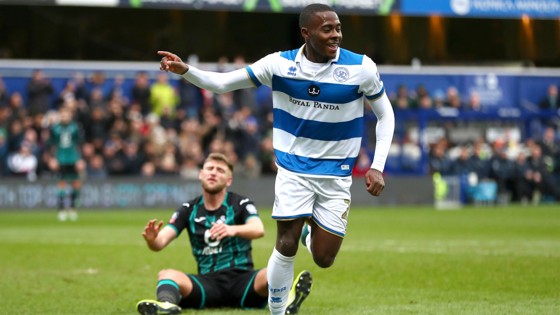Osayi-Samuel continues impressive form despite Queens Park Rangers' defeat against Brentford