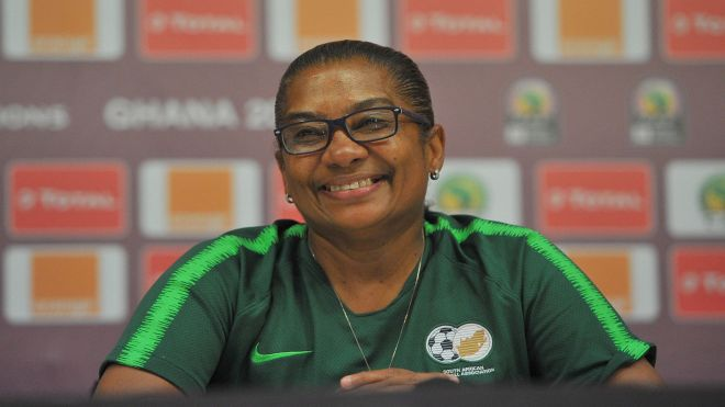 Ellis names Banyana Banyana final squad for Cosafa Women's Cup