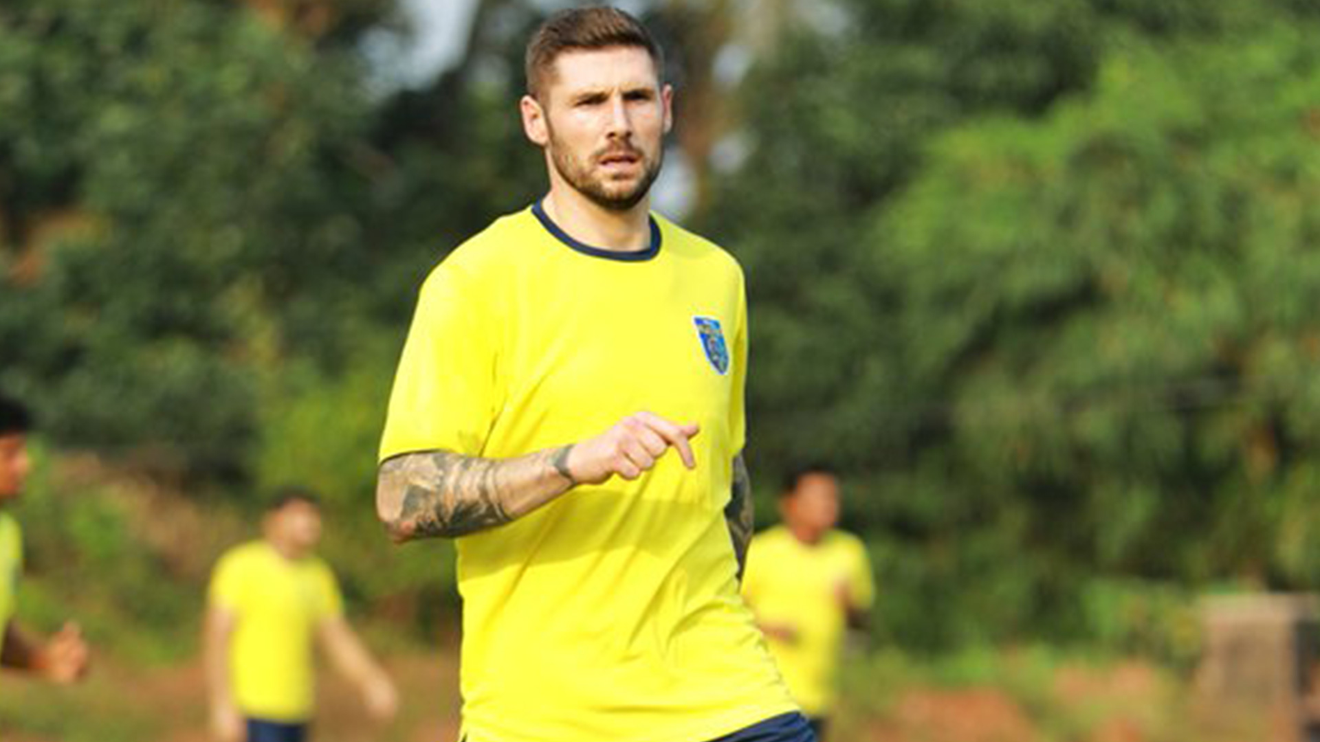 Kerala Blasters: All you need to know about Gary Hooper