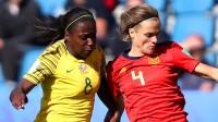 Ode Fulutudilu: Banyana Banyana striker joins compatriot Janine Van Wyk at Glasgow City