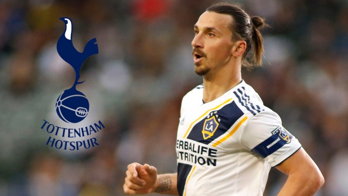 Image result for Transfer news and rumours LIVE: Mourinho wants Ibrahimovic at Tottenham