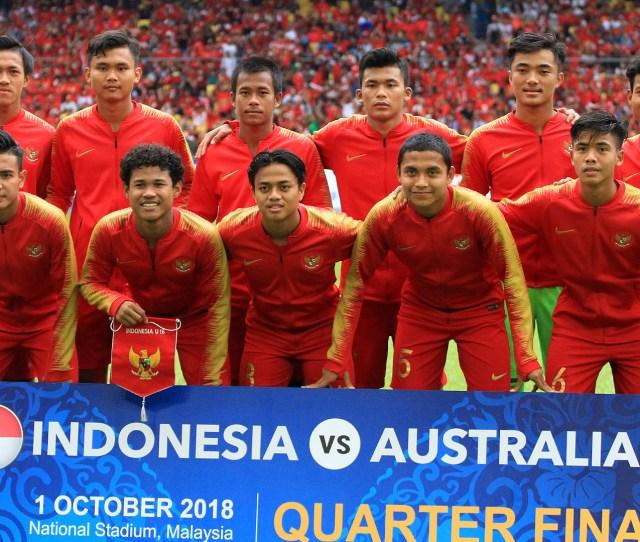 Agenda Timnas Indonesia  Kualifikasi Piala Dunia