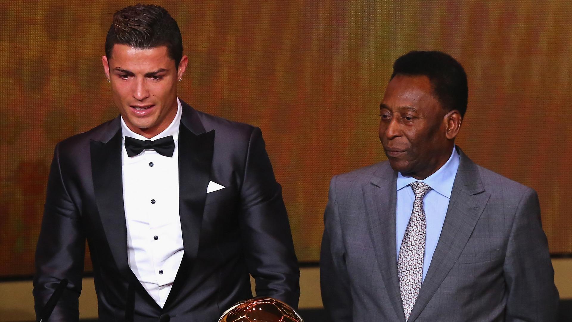 Cristiano Ronaldo cracks Pele's goal record: Brazilian legend reacts  annoyed - World Today News