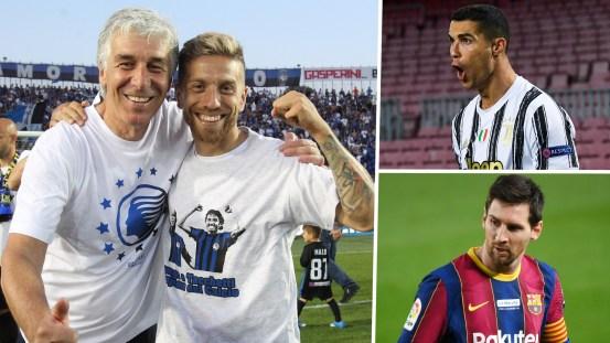 Gomez and Gasperini's painful divorce: How Atalanta's Ronaldo eventually mirrored Messi in Barcelona