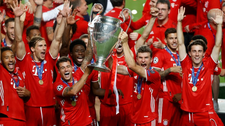'Bayern Munich the most complete team this season ...