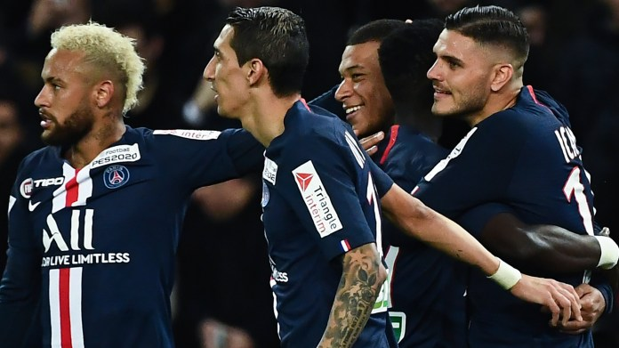 Verratti: PSG have four of the 10 best players in the world | Goal.com