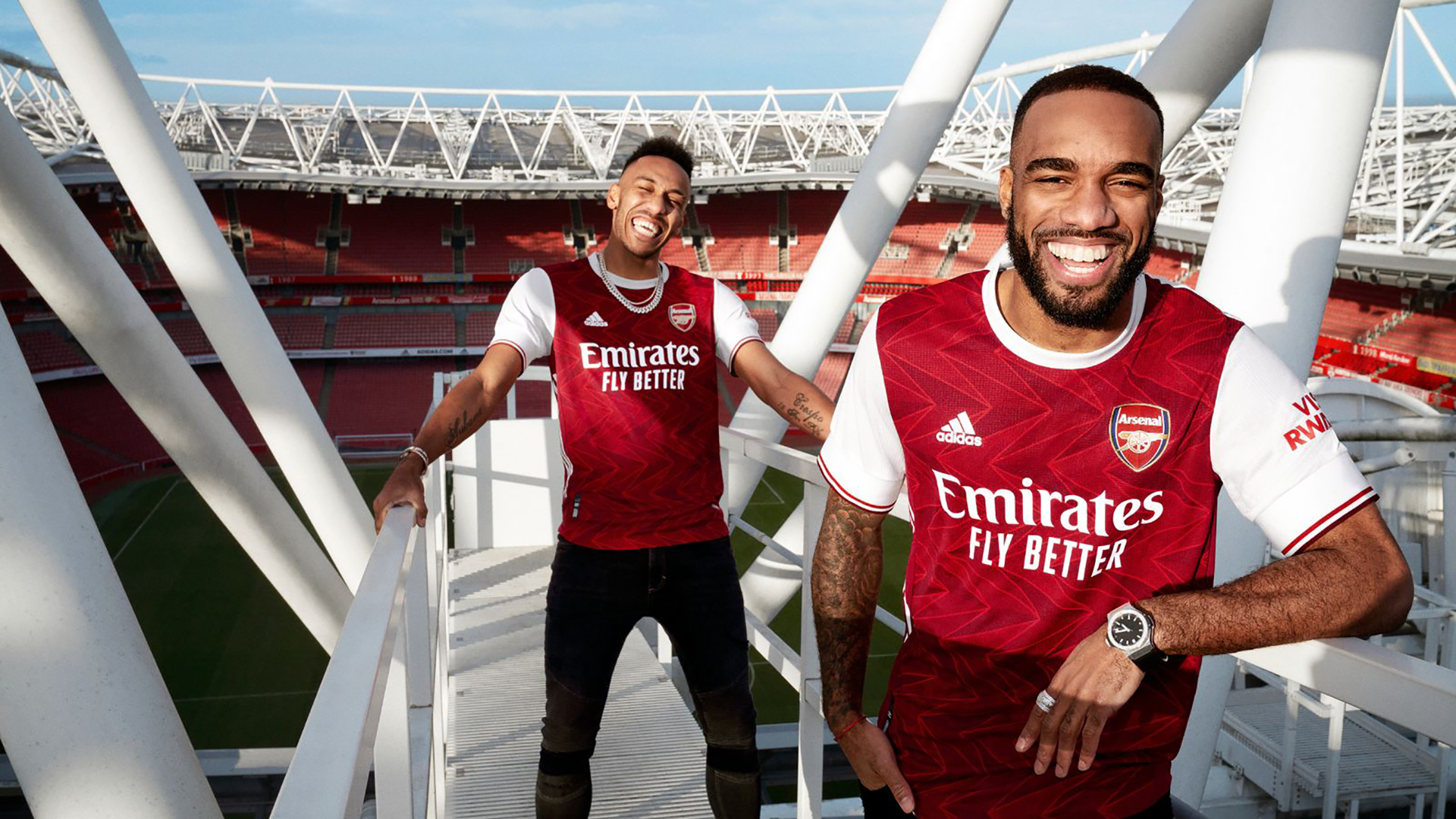 arsenal s 2020 21 kit new home and
