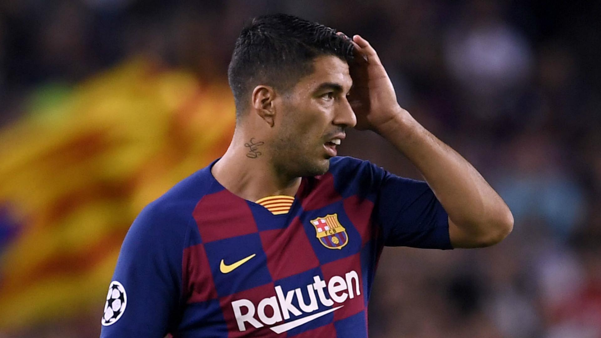 Suarez: It'd be nice if Bartomeu spoke to me if he wants me out of Barcelona