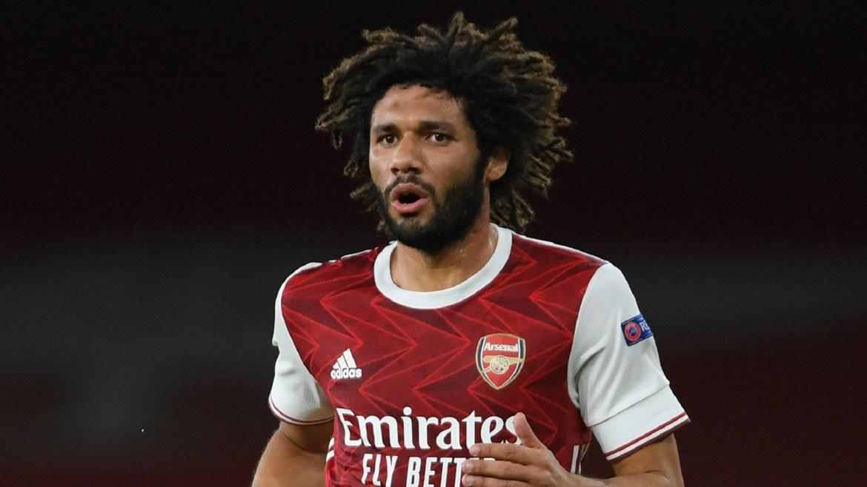Arsenal midfielder Elneny tests positive for coronavirus on international  duty with Egypt | Goal.com