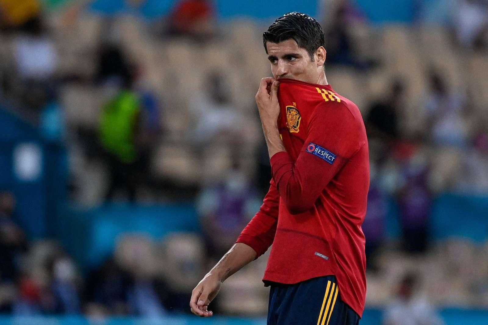 Laporte yang resmi menjadi warga negara spanyol pada mei 2021 bakal melawan negara kelahirannya. Alvaro Morata Dibela Aymeric Laporte Usai Mandul Saat Bela ...