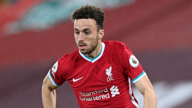 Diogo Jota injury: How long will the Liverpool forward be out for & which games will he miss?