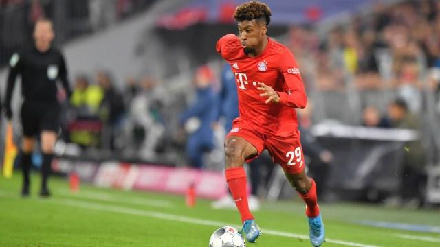 Kingsley Coman Yakin Bertahan Lama Di Bayern Munich   Goal.com