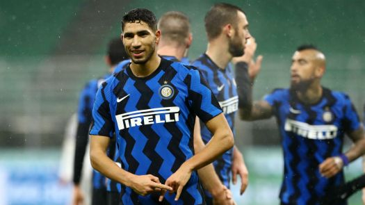 Inter Milan vs Juventus: Hakimi 'growth' crucial to ...