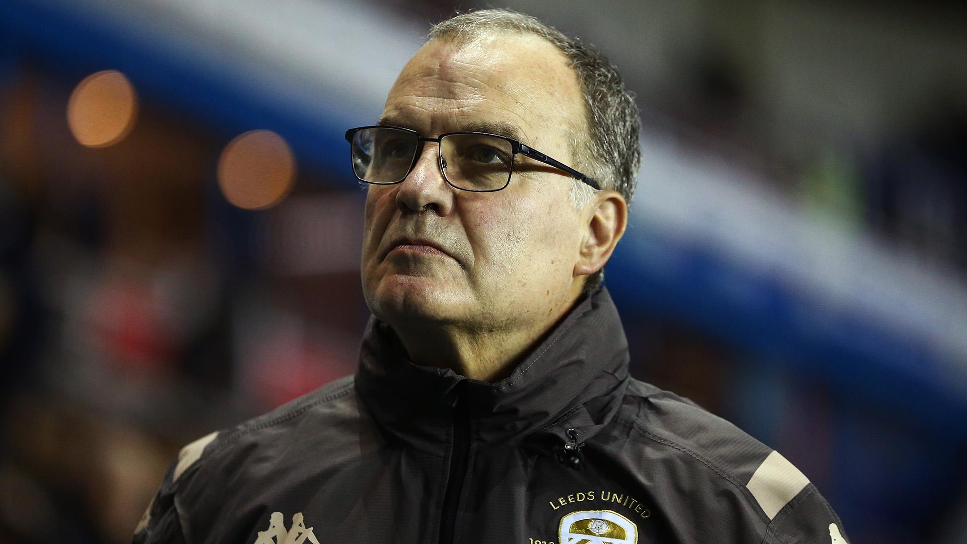 Defiant Bielsa insists Leeds won't abandon their style despite Man Utd thrashing