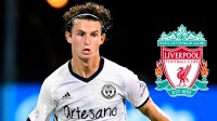 USMNT starlet Aaronson reveals he loves Liverpool and dreams of Premier League move