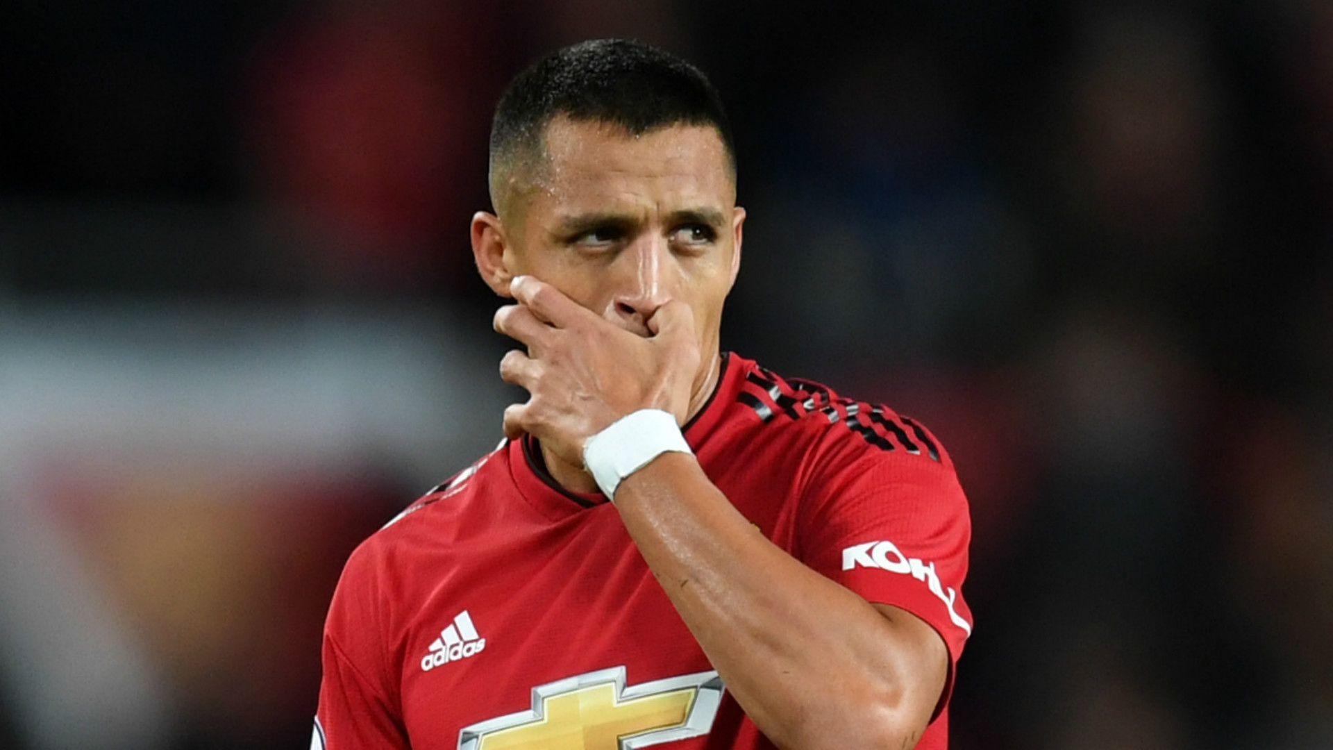 'Maybe he saw a ghost!' – Ex-Man Utd winger Sanchez mocked by Rafael as he claims he 'played so bad every time'