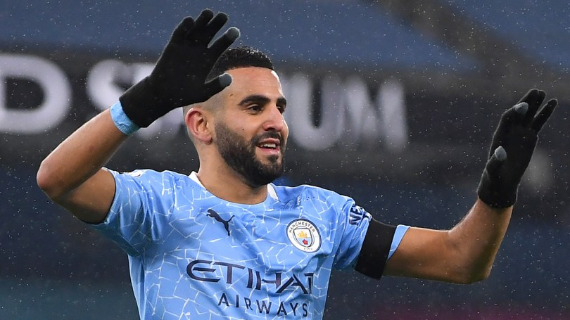 riyad mahrez man city 2020