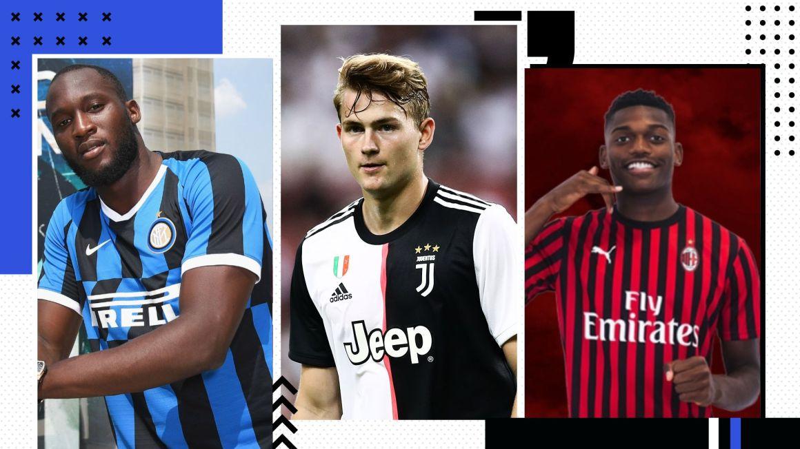 Sepuluh Transfer Termahal Serie A Italia Musim Panas 2019 | Goal.com
