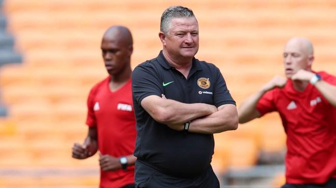 Golden Arrows vs Kaizer Chiefs: Five changes Hunt should make