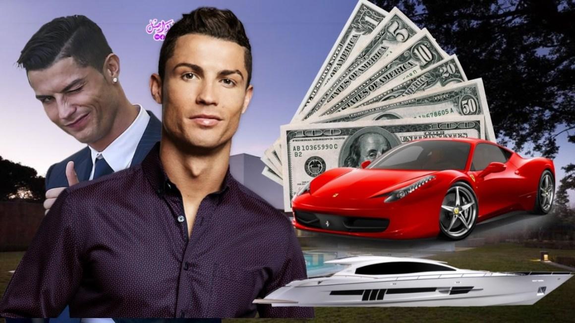 CHOÁNG với khoản tiền boa cực khủng của Ronaldo ở khách sạn | Goal.com