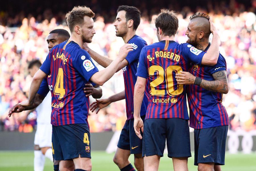 موعد مباراة برشلونة ضد فالنسيا القنوات الناقلة والتشكيل