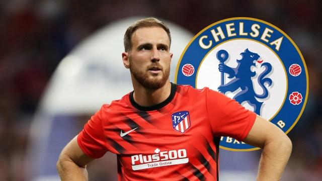 Atletico Madrid No.1 Oblak addresses Chelsea transfer rumours ...