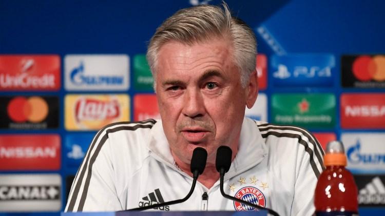 Carlo Ancelotti sacked: Bayern Munich fire ex-Real Madrid ...