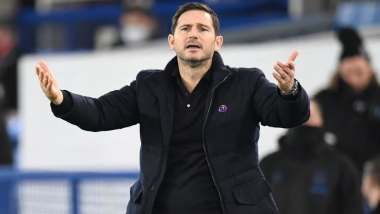 """""""It's a bit of a red herring"""" – Lampard not worried about Chelsea's record on the upper sides"""