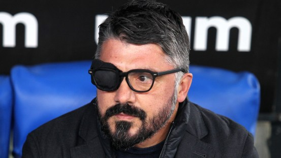 'When I die, I want to go out on the football field' – Napoli boss Gattuso reveals fight against autoimmune disease