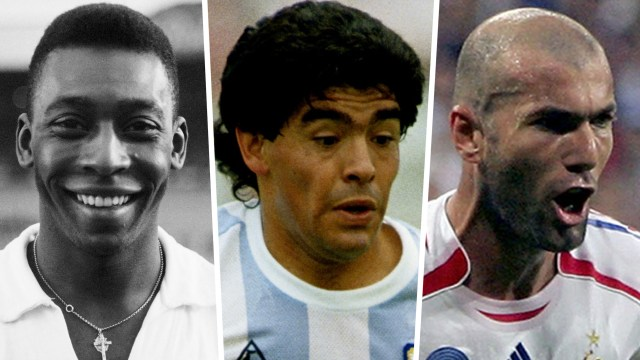 How much would Maradona, Pele and Zidane be worth in today's transfer  market? | Goal.com