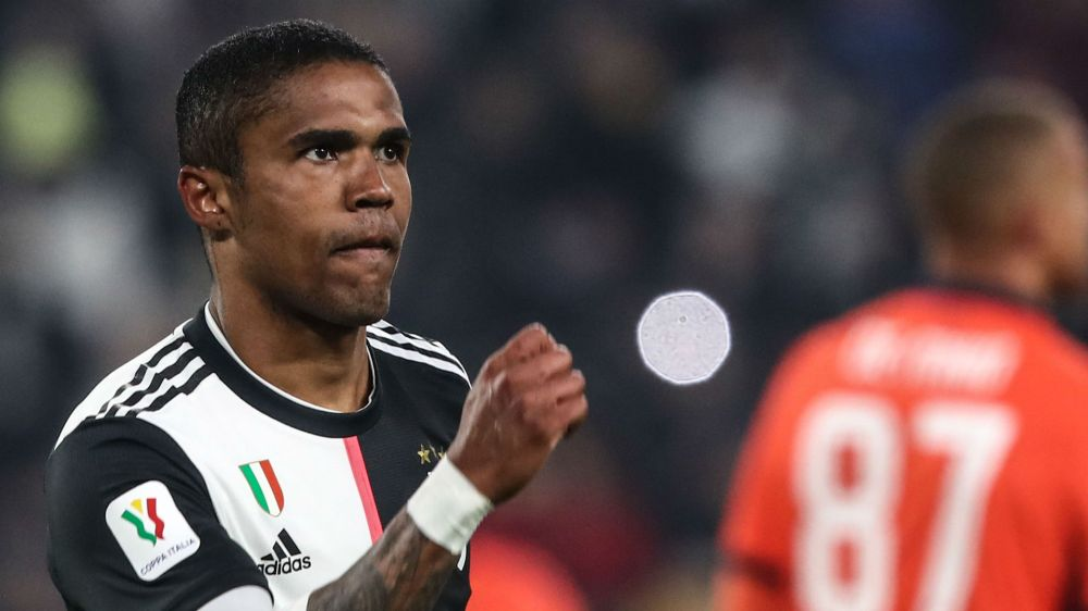 Bayern Munich announce Douglas Costa return on loan from Juventus and  signing of Choupo-Moting | Goal.com