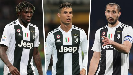 Who Is Juventus' Player Of The Season? | Goal.com