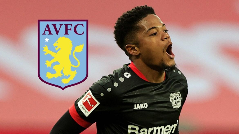 Aston Villa reach £30m agreement to sign Bailey from Bayer Leverkusen    Goal.com