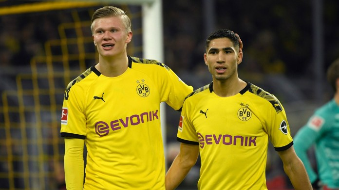 Hakimi better than Alexander-Arnold and Bellerin' - Fans in awe of ...