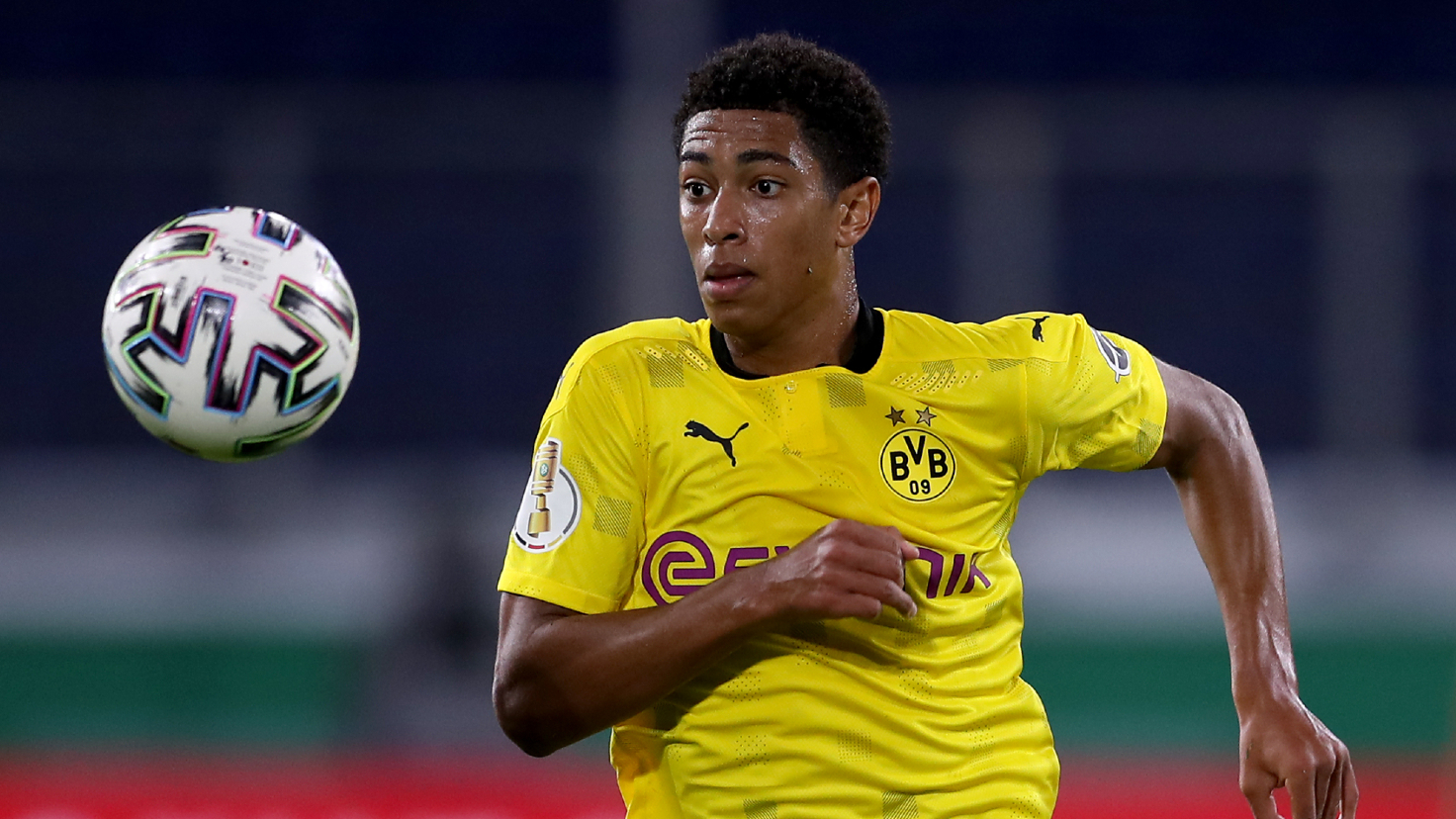'Bellingham plays like a man' – Hazard impressed by Dortmund prodigy's debut performance