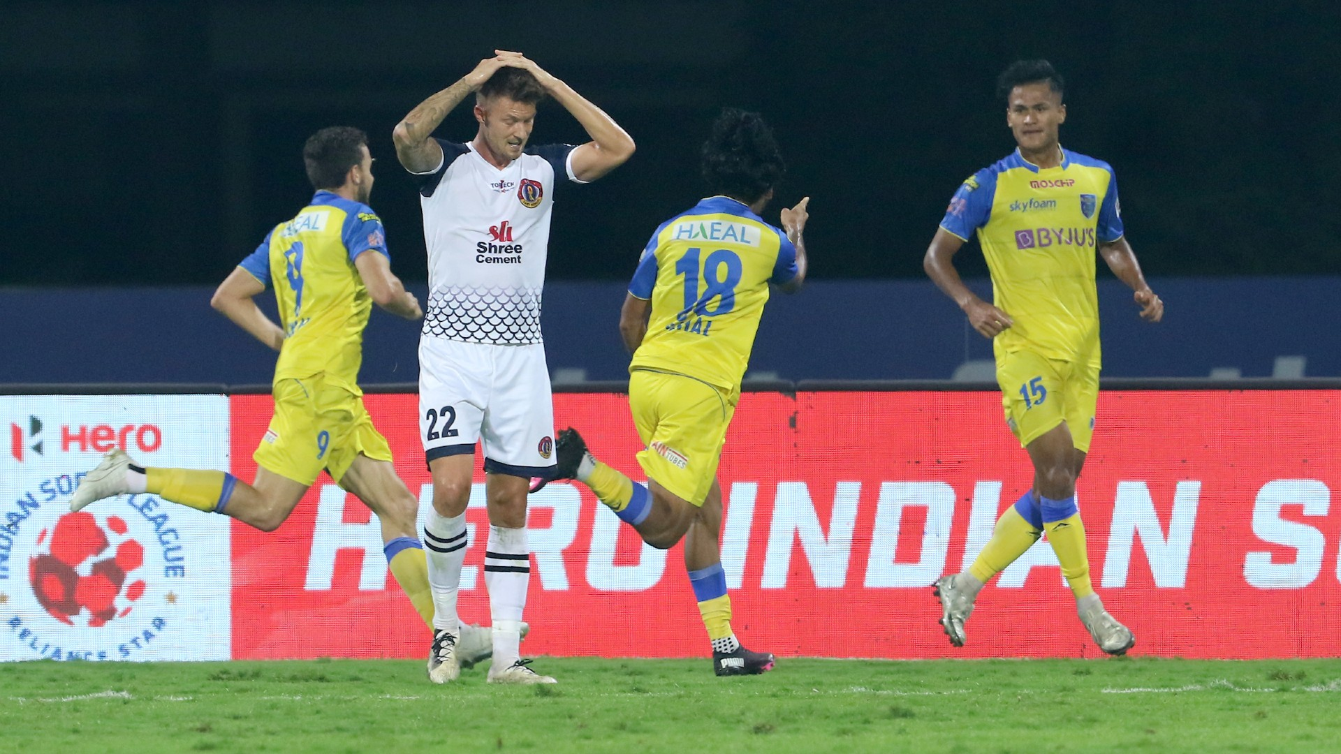'Improvement not enough' – East Bengal have only themselves to blame in Kerala Blasters draw