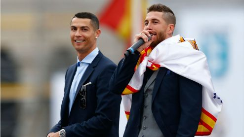 Ronaldo vs Ramos: The Portugal goal duck Cristiano needs to break against  Real Madrid colleague | Goal.com
