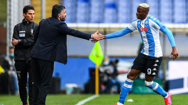 Osimhen: How brewing upheaval at Napoli could affect forward in 2021/22 |  Goal.com