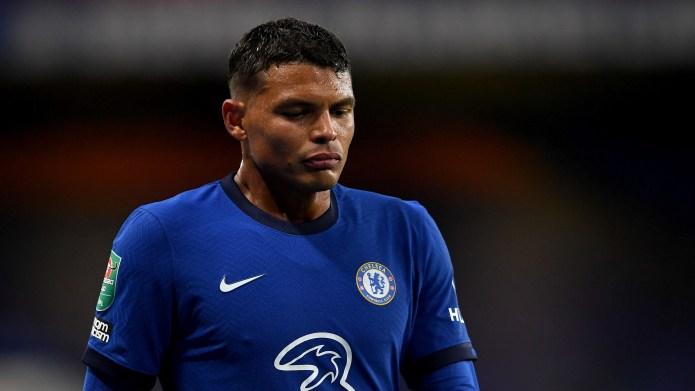 Thiago Silva not at Chelsea to 'visit tourist sites' as Brazilian defender states desire to win