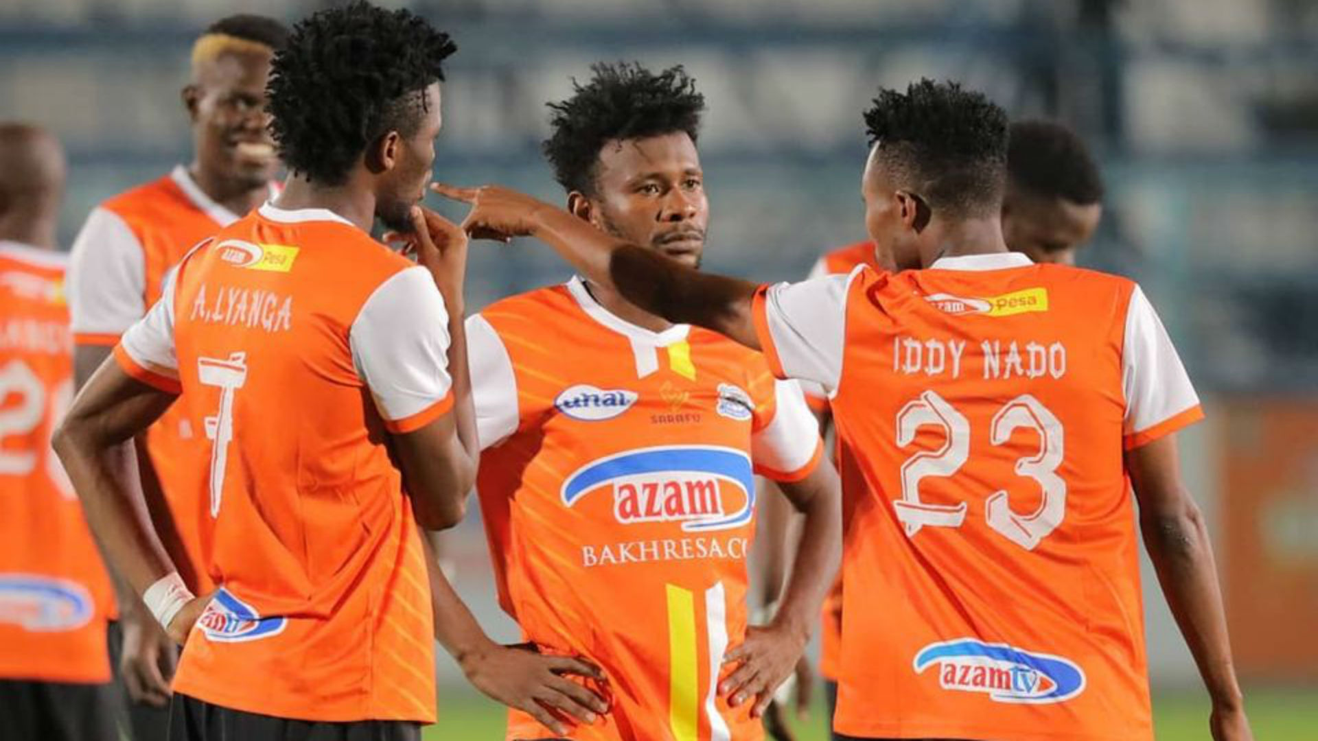 Blow for Azam FC as Morris is set to miss clash against Mbeya City
