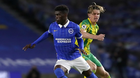There is no access for Real Madrid and Man Utd on the Bissoume target, says Brighton boss Potter