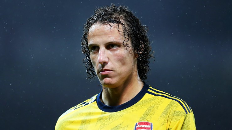 David Luiz contract decision sheds light on Arsenal's difficult ...