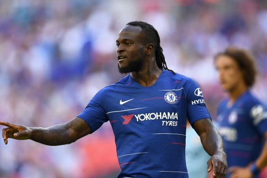 Nigeria's Victor Moses at Chelsea | Lanre News