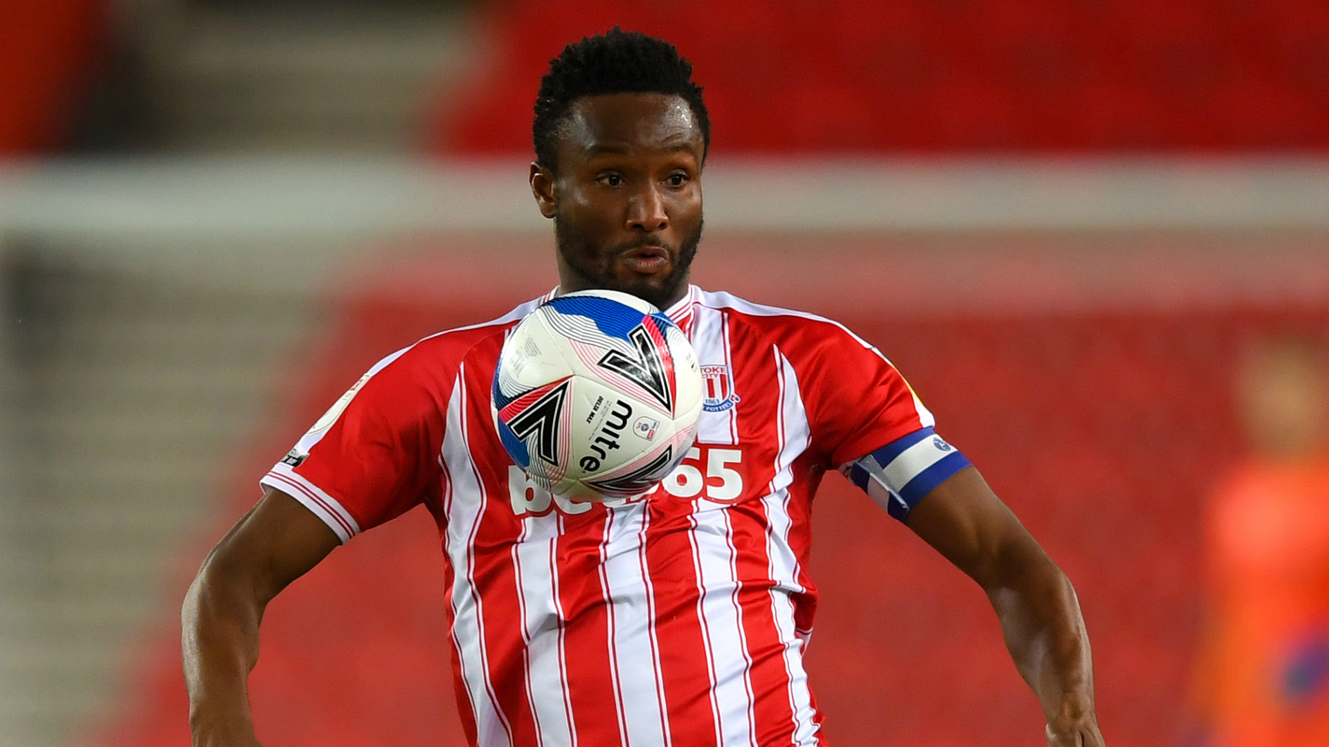 Stoke City sweating on Mikel's fitness ahead of Wycombe Wanderers trip