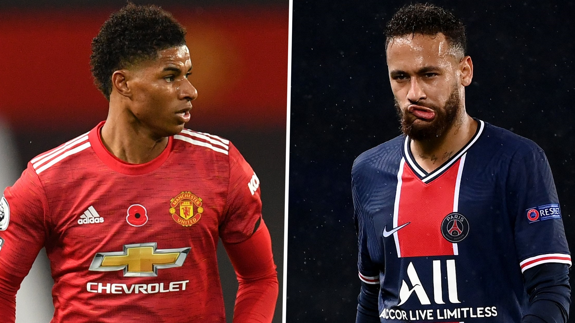 'I'd rather have Rashford in my team than Neymar!' – Man Utd striker ranked above 'embarrassing' PSG star by Ince