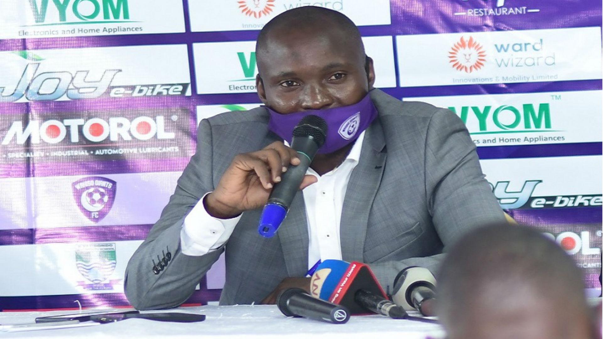 Bamweyana: Wakiso Giants deserved better than a draw against Vipers SC