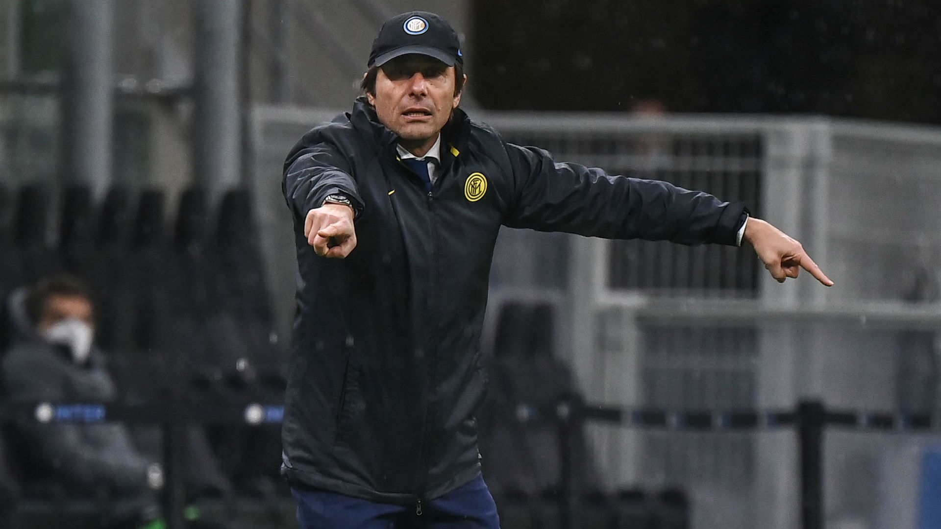 Conte fumes at questions over Inter's desire after Champions League exit