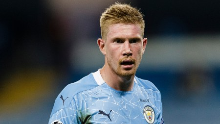 De Bruyne Injury Setback For Manchester City But Aguero Is Back In  Contention To Face Arsenal In Premier League | Goal.com